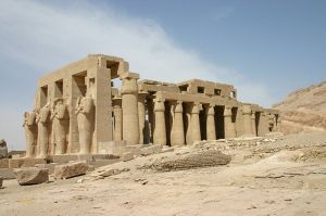 Ramesseum and Tomb